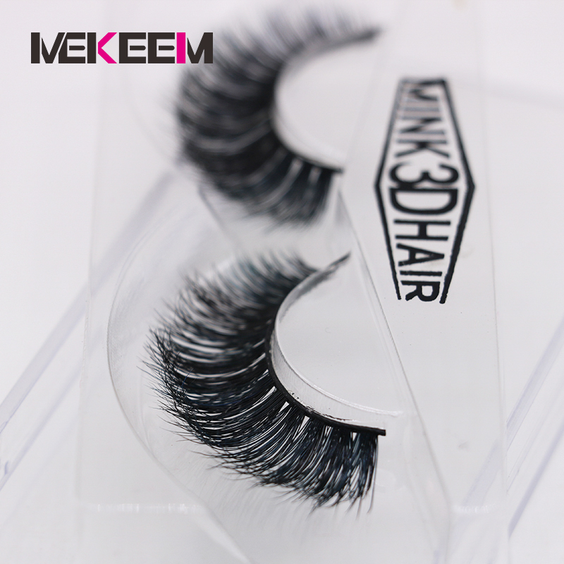 Wholesale H-series 3D Lashes Real Mink Eyelashes Vendor