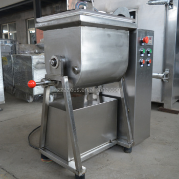 best selling top quality good price 304 stainless steel electric meat food mixer machines