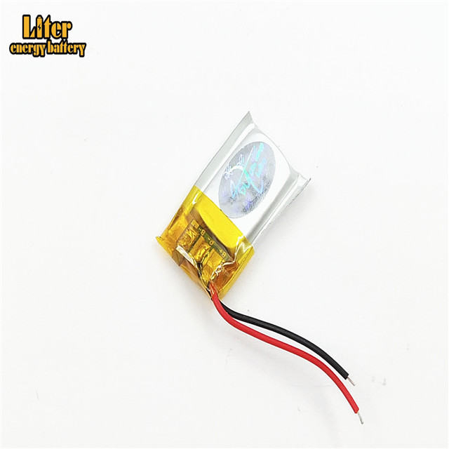 Smallest lipo cell 361020 3.7v 80mah li-polymer <strong>battery</strong> for bluetooth headset