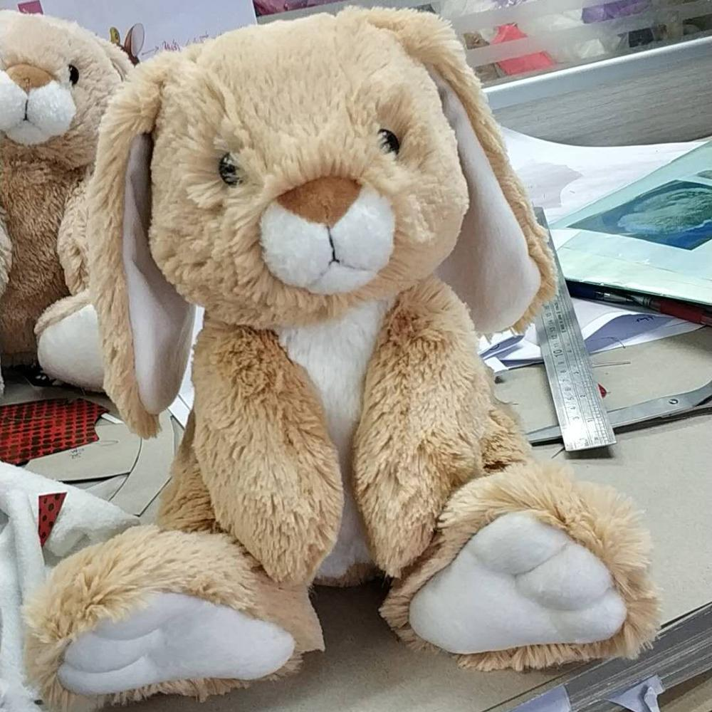 plush otters and stuffed plush <strong>rabbits</strong> toy