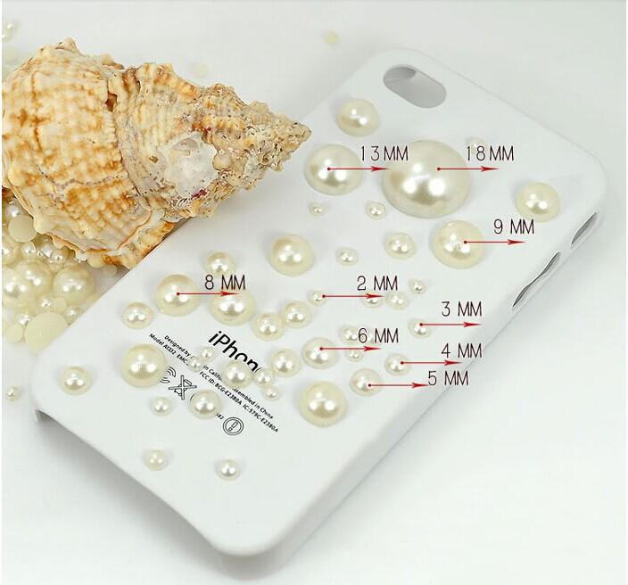 S0803  HK Yax ceramic pearl crystal, pearl crystal for fashion dress, pearl crystal for garment