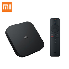 New Original Model Xiaomi MI BOX S Android TV Smart <strong>remote</strong> Control 4K TV Set top Box