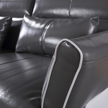 2019 Newest UK modern section Combination Living Room leather Sofa <strong>Furniture</strong> For House
