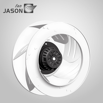 jasonfan 315mm 115V 230V 380V industrial fan centrifugal fan brushless air blower  FJC4E-315.101