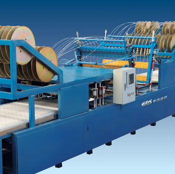 Better offer XL-ZH1200 Series Sandwich  Panels machine 3D EPS panel steel wire mesh  production equipment/plant layout