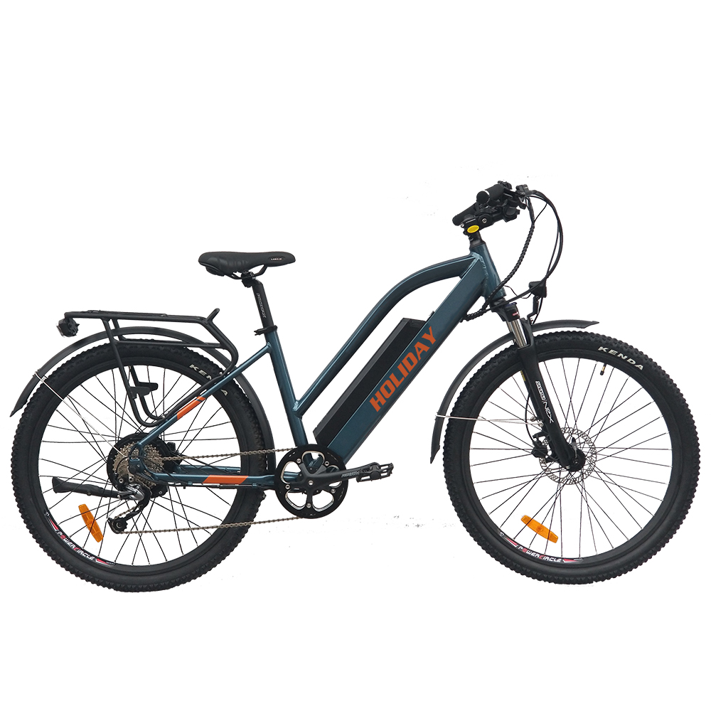 Hot Sale EN 15194 Approved 700C Bafang 36V 250W Mid Motor Electric Bike <strong>City</strong> For Woman