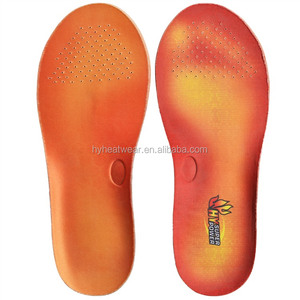 New Electric thermal Rechargeable powered Battery Heated Insoles