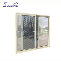 New arrival aluminium door price malaysia balcony modern front with