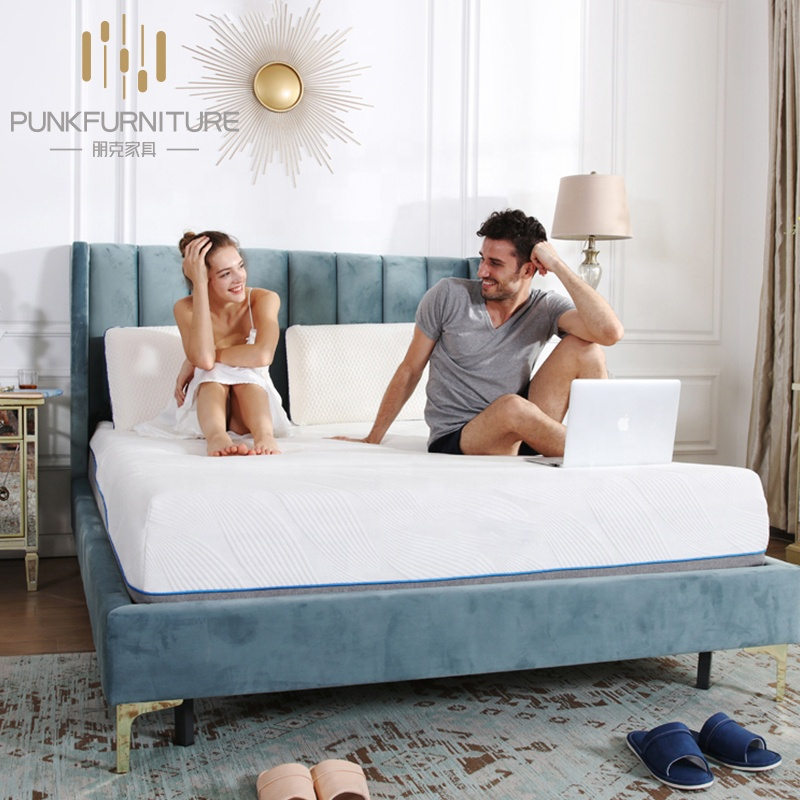 Punk comfortable and soft mattress whole sale hotel bed base compress gel memory foam mattress - Jozy Mattress | Jozy.net