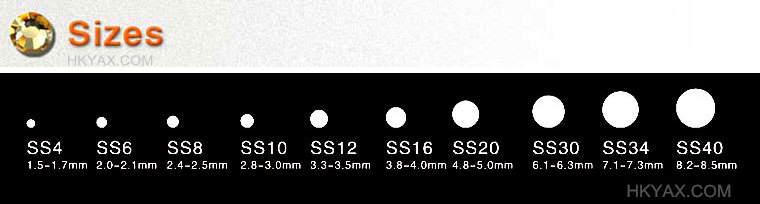 S0809 2mm 3mm 4mm 5mm 6mm  rhinestones hotfix;hot sale Lt.sapphire hot fix rhinestone;china cheap rhinestones hot fix