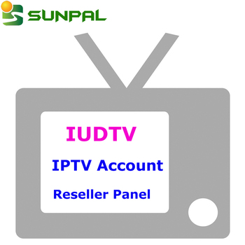 Europe IPTV IUDTV Code 1 Year IUDTV Account Abonnement with Spanish UK Italia France Channels 24h Free Test Code Hot Sale IPTV
