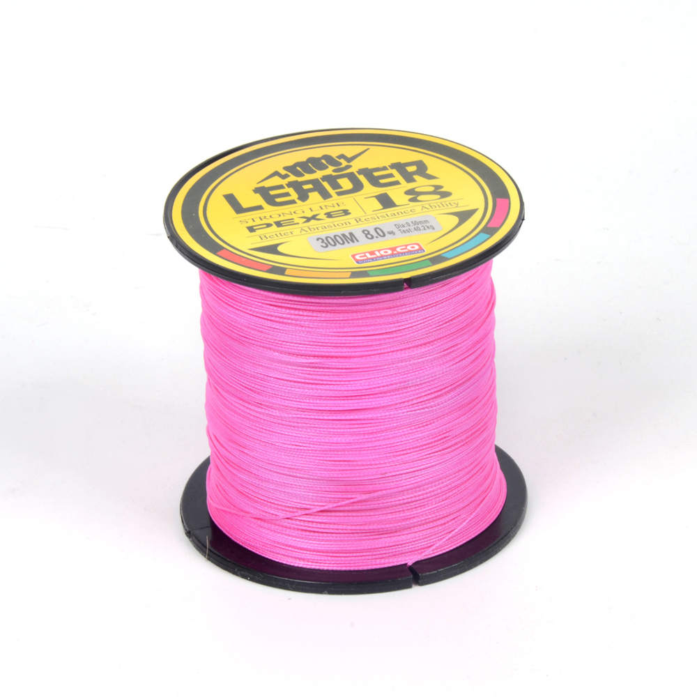 GORGONS 300m colorful lure fishing <strong>pe</strong> 8 strand braided fishing line <strong>pe</strong> line fishing