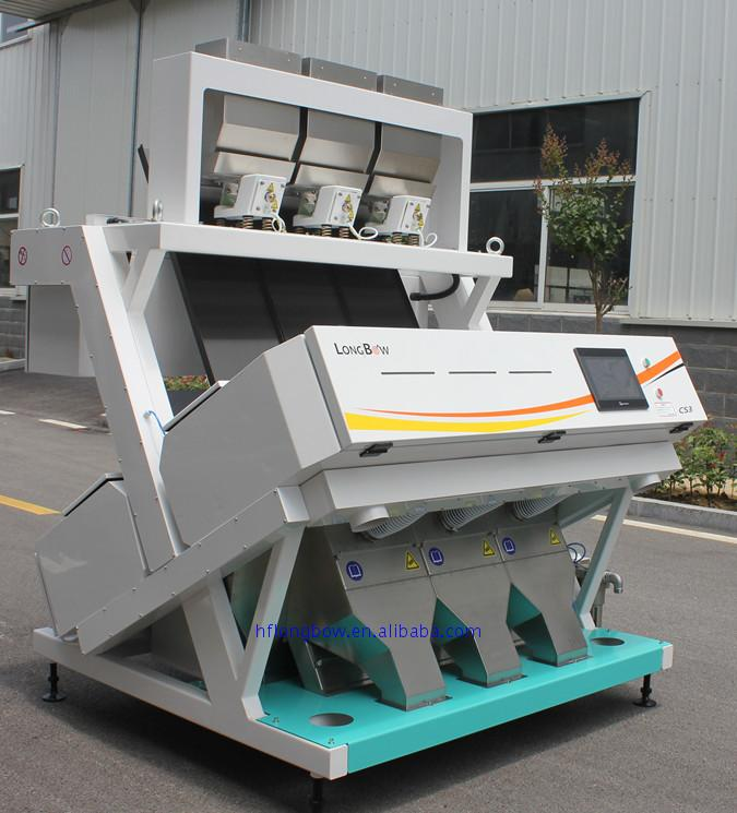 Beans color sorter with <strong>agent</strong> price for wheat color sorter machine