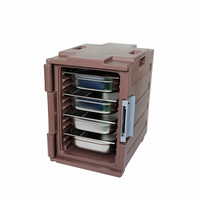 Restaurant supply 90L hot food storage box for hot and cold