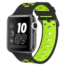 <strong>Hot</strong> Products Smart Silicone Watch Band for Apple Watch Band Strap
