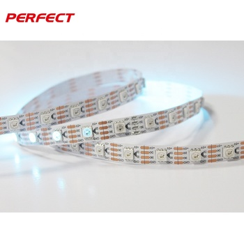 SMD5050 WS2813 WS2815  Rgb pixel ribbon light  magic digital  dream color led strip light