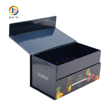 <strong>OEM</strong> Cheaper Luxury Colorful Cosmetic Gift Boxes for Fruit and Vegetable Complex Enzyme