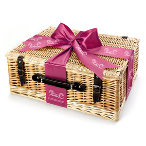 Wholesale gift wicker picnic basket