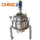 electric or steam heating heated jacket 50L 100L 200L 300L Beverage syrup liquid mixing tank