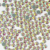 S0801 14-16 Facet SS10 3mm Crystal AB Color Hotfix Rhinestone Strass Cristal 1440Piece/Bag