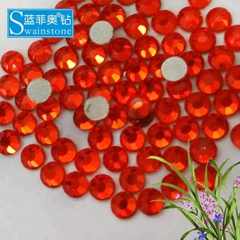 Y0825 Strong glue flat back light siam iron-on DMC Crystals, DMC strass for dress, ss6 ss10 ss4 hot fix MC strass