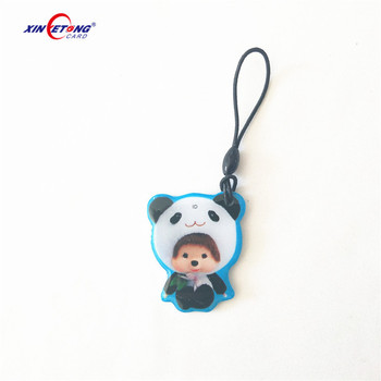 High quality NFC tag professional factory high quality plastic cute epoxy ID tag