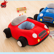 Baby Seat Sofa Comfort Child Gift Car Small Plush Toys Cartoon Baby Learn To Sit Sofa Safety Seat