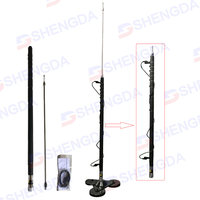 3-50Mhz adjustable frequency HF mobile car Antenna