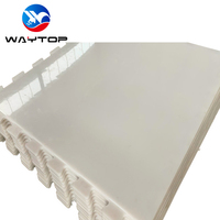 flooring tile panels HDPE synthetic ice hockey rink UHMWPE ice sheets for ice skating