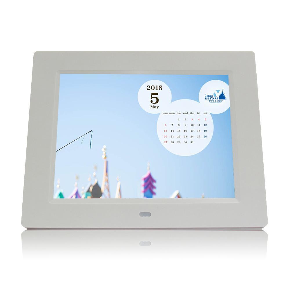 8 pouces photo numérique cadre photo publicitaire lecteur vidéo numérique signalisation - ANKUX Tech Co., Ltd