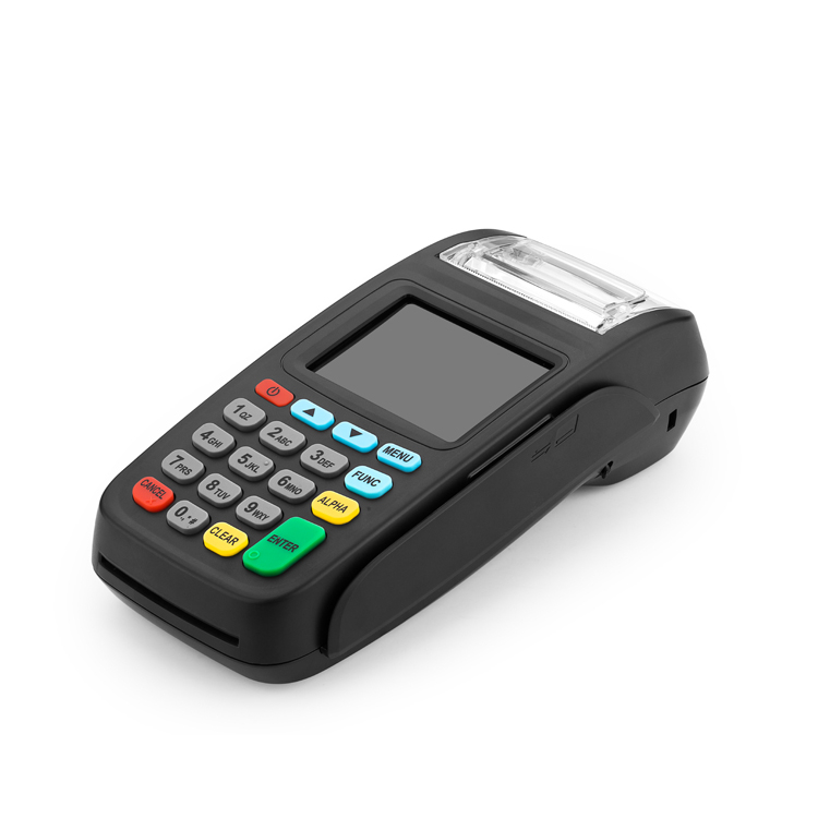 New 8210 portable Wireless Barcode mobile GPRS/CDMA/WIFI/PSTN payment pos terminal
