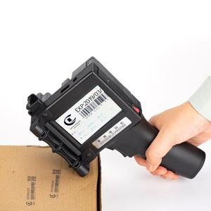 Hot selling draagbare handheld inkjet printer voor plastic zak, hand held printer productie in China QR code Barcode vervaldatum