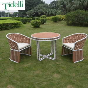 Good Price Aluminum Pe Rattan lounge Peacock Chair Rattan