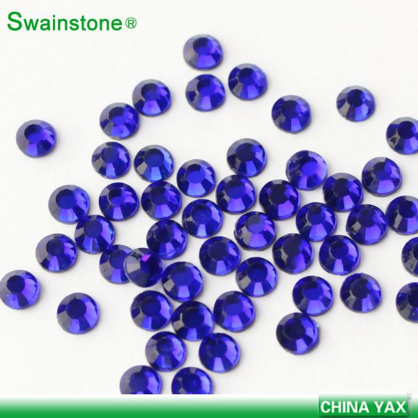 S0731 YAX fashion low lead strass rhinestone hotfix motif stones for dress high quality