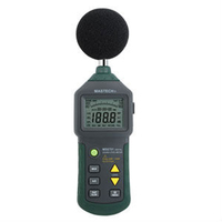 Sound level meter digital noise meter