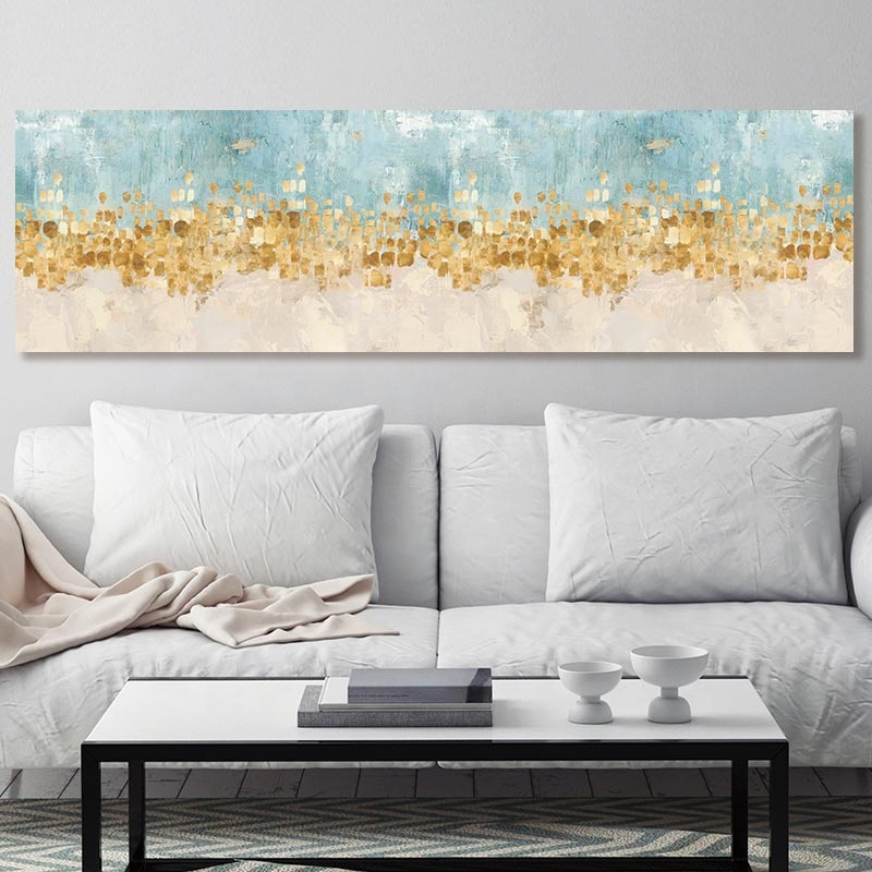 Canvas painting long abstract painting wall <strong>pictures</strong> for living room <strong>picture</strong> print painting
