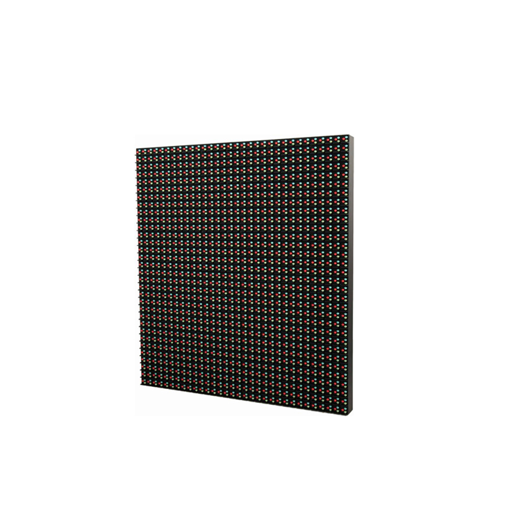 <strong>P10</strong> <strong>1r</strong> 32*16 led module size 320*160mm outdoor used high brightness <strong>P10</strong> dip red led display screen