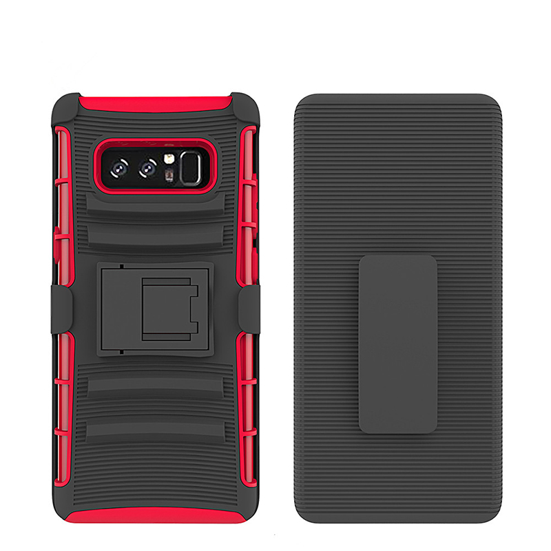 For LG Q6 Q7, Hybrid Military Holster Phone <strong>Case</strong> For LG Q6 Q7