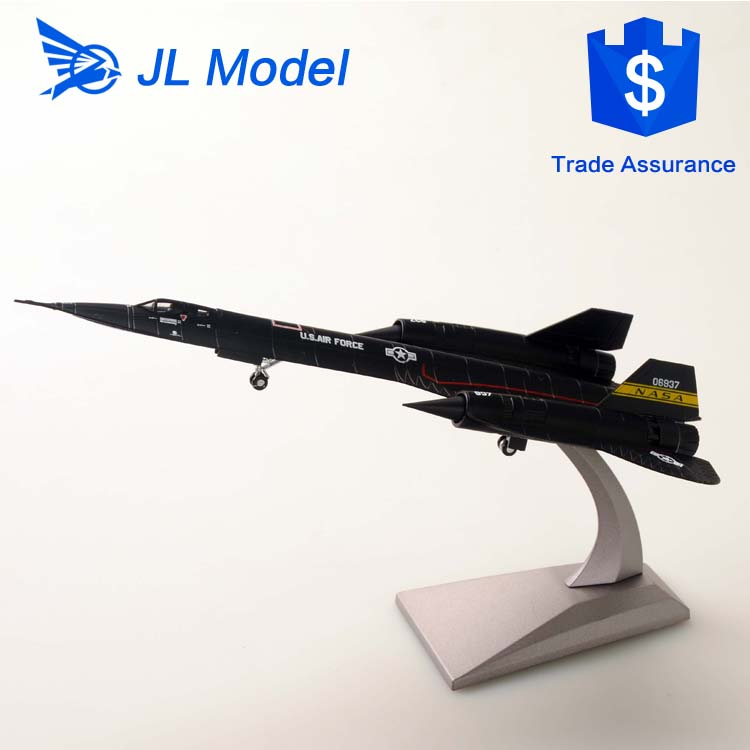 1971 Lockheed YF-12/SR-71 Wikipedia Blackbird USA 1/144 diecast <strong>model</strong> aircraft