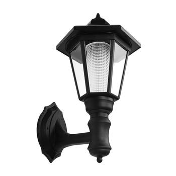 Classic elegant solar panel led wall lamp led wall lights outdoor