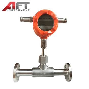 Gas mass hydrogen measurement flow meter thermal gas mass flow meter