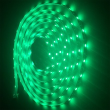 12W 24W LED Strip 60 LED Per Meter IP20 Led Strip Light <strong>RGB</strong>