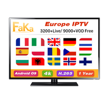 Free Test FAKAFHD Account 12 Months Europe IPTV <strong>Providers</strong> European Channels Apk Subscription