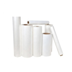 High Quality Most 17micron Matt BOPP Thermal Lamination Film  with Hanwha eva glue for Printing Packing