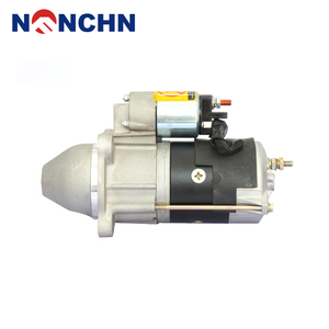 NANFENG Good Quality 12V 3Kw Electric Excavator Starter Motor For DSN004