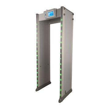 multi-zones 72 applications walk through metal detector gate