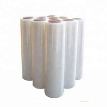 PE stretch wrap film roll/LLDPE stretch film per imballaggio/LLDPE PALLET WRAPPING FILM