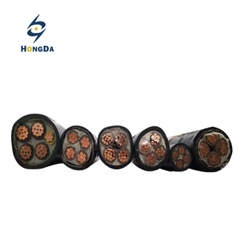 240mm xlpe 4 core armoured 0.6/1Kv 4+1 Core Low Voltage Power Cable