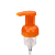 33mm plastic closure dispenser foam pump for shampoo