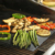 Taingxing supplier  food grade nonstick ptfe bbq grill mat